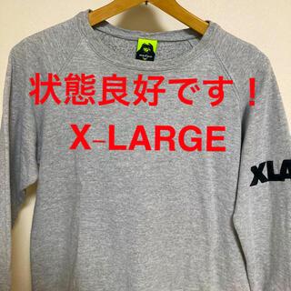 エクストララージ(XLARGE)の状態良好です!X-LARGE エクストララージ コットン スエットシャツ(トレーナー/スウェット)
