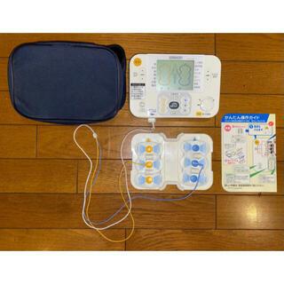 オムロン(OMRON)の【腰痛・肩凝り】オムロン低周波治療器⭐️ HV-F1200(マッサージ機)