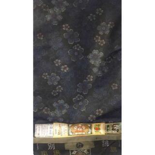本場大島紬 新品正絹反物 天然草木染 製造者 大丸織物(着物)