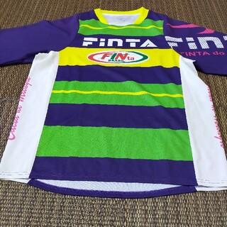 ATHLETA - FINTA  プラシャツ Lサイズ