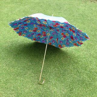 シャンタルトーマス(Chantal Thomass)のPierre Vaux  ピエールヴォー 雨傘       フランス製(傘)