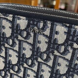 クリスチャンディオール(Christian Dior)のChristian Dior ディオール ショルダーバッグ オブリーク(ショルダーバッグ)