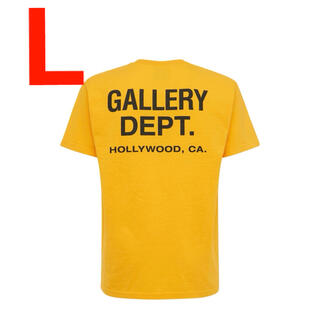 FEAR OF GOD - gallery dept ギャラリーデプト Souvenir Tee Tシャツ