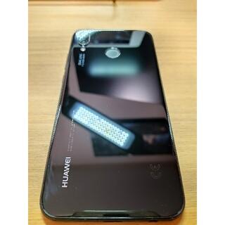 HUAWEI - Huawei P20lite ブラック 32GB Y!mobile ケース付き