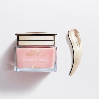 ディオール(Dior)のDior プレステージ ル ゴマージュ 新品箱付き(ゴマージュ/ピーリング)