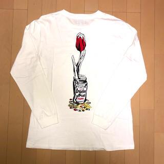 ジーディーシー(GDC)のWasted youth Creative Drug Store ロンT (Tシャツ/カットソー(七分/長袖))