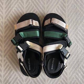 スタイルナンダ(STYLENANDA)のSTYLE NANDA スタイルナンダ 3色 ベルトサンダル 韓国ファッション(サンダル)