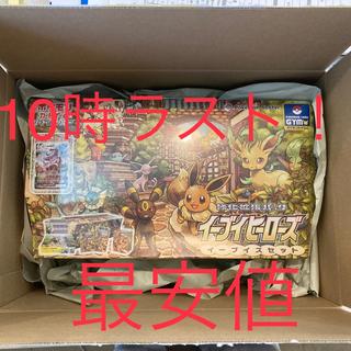 ポケモン(ポケモン)のイーブイヒーローズ イーブイセット 【新品★未開封】(Box/デッキ/パック)