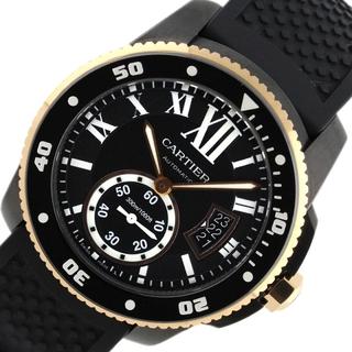カルティエ(Cartier)のカルティエ Cartier カリブルダイバー 腕時計 メンズ【中古】(その他)