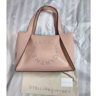 Stella McCartney - Stella McCartney ステラマッカートニー トート ピンク
