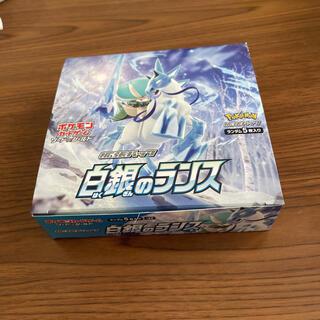 ポケモン(ポケモン)の白銀のランスBOX(Box/デッキ/パック)