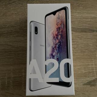 Galaxy - Galaxy  A20 SIMフリー