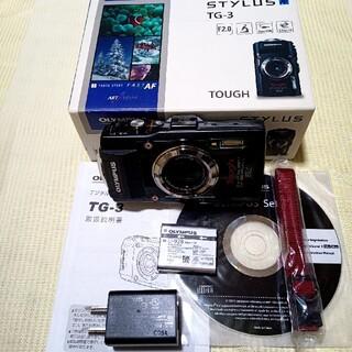 オリンパス(OLYMPUS)のOLYMPUS TG-3(コンパクトデジタルカメラ)