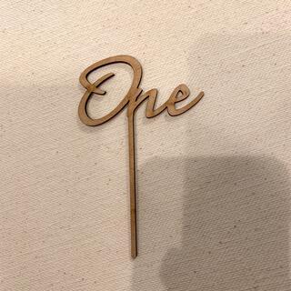 one トッパー