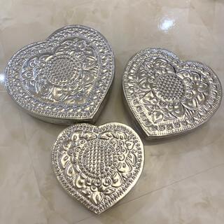 ZARA HOME - アルミケース バリ アジアン 雑貨