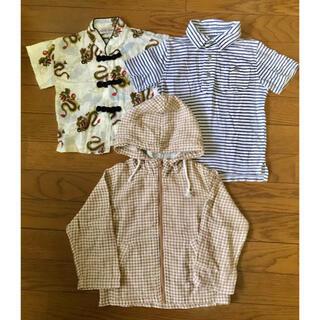 ベビーギャップ(babyGAP)のGAP Tシャツ パーカー 95 2点(Tシャツ/カットソー)