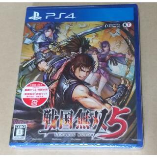 PlayStation4 - PS4 戦国無双5 新品未開封
