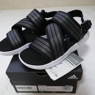 adidas - アディダス サンダル  スポーツサンダル ブラック adidas