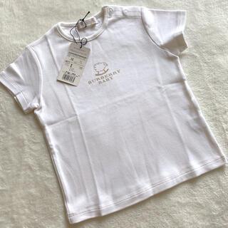 BURBERRY - 新品burberry バーバリー Tシャツ 90cm