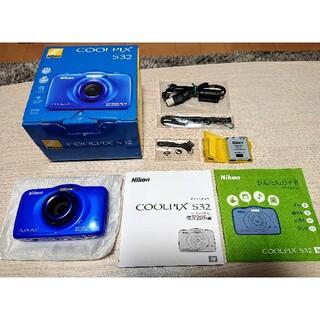 Nikon - ニコン NIKON coolpix S32