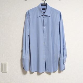 TOM FORD - TOM FORD ワイシャツ カッターシャツ スーツ ビジネス 美品