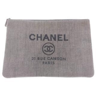 シャネル(CHANEL)のCHANEL シャネル クラッチバッグ(セカンドバッグ/クラッチバッグ)