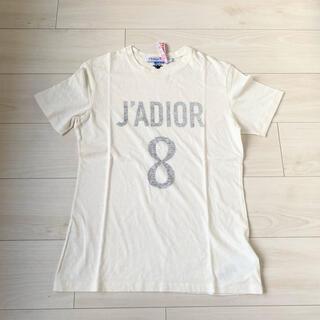 Christian Dior - クリスチャンディオール ディオール Tシャツ J'ADIOR 8 トップス 白