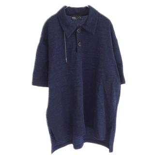カラー(kolor)のkolor カラー 半袖ポロシャツ(ポロシャツ)