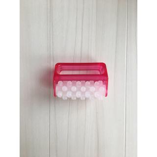 セルライト対策に。お風呂で使えるセルローラー マッサージ ピンク(ボディマッサージグッズ)