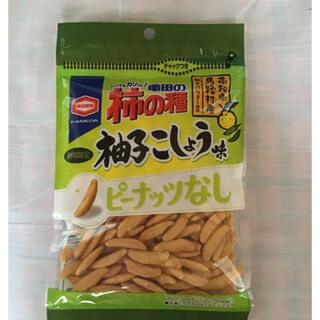 亀田の柿の種【期間限定★柚子こしょう味】