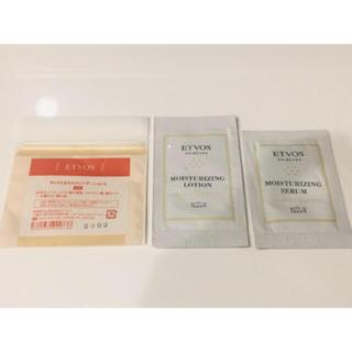 ETVOS - ETVOS ディアミネラルファンデーション 保湿化粧水 保湿美容液