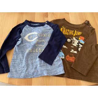 ベビーギャップ(babyGAP)のベビーギャップ 90 ロンT 長袖(Tシャツ/カットソー)