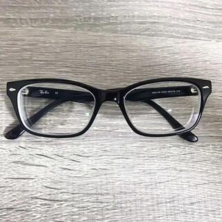 Ray-Ban - レイバン 黒メガネ