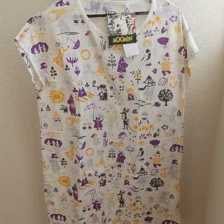 ムーミン Tシャツ  L ユニクロ 未使用