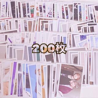 ヘイセイジャンプ(Hey! Say! JUMP)の伊野尾慧 公式写真 200枚セット(アイドルグッズ)
