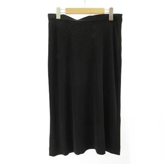 レオナール(LEONARD)のレオナール LEONARD PARIS ひざ丈 スカート IBO11(ひざ丈スカート)