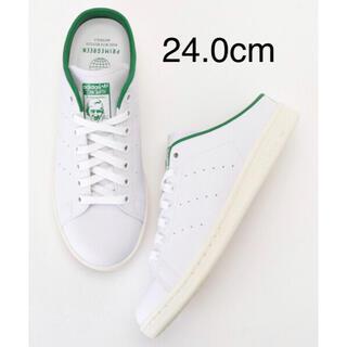 adidas - 24.0cm アディダス スタンスミス ミュール FX5849 スリッポン