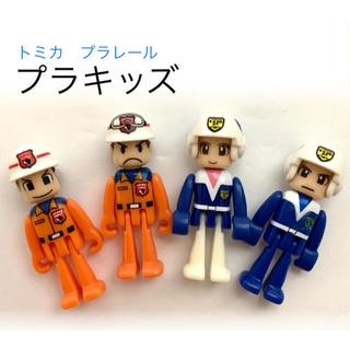 Takara Tomy - [トミカ プラキッズ⑨] ハイパー シリーズ 4体