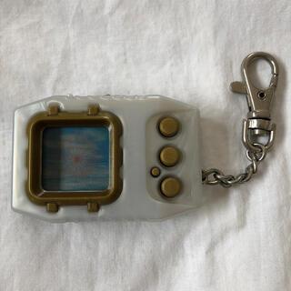 バンダイ(BANDAI)の初代  デジタルモンスター デジモンペンデュラムZERO ゴールド×シルバー(携帯用ゲーム機本体)