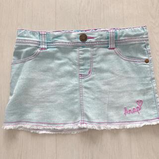 アナップキッズ(ANAP Kids)のANAP デニムスカート 130cm(スカート)