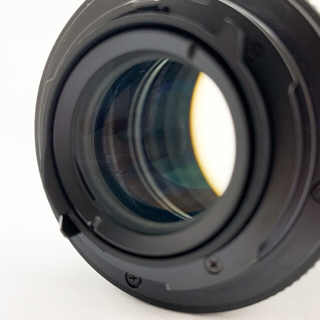 京セラ(キョウセラ)のContax Carl Zeiss Planar T* 50mm F1.7 スマホ/家電/カメラのカメラ(レンズ(単焦点))の商品写真