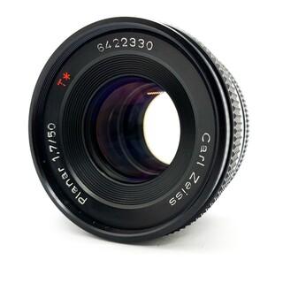 京セラ - Contax Carl Zeiss Planar T* 50mm F1.7