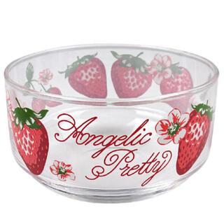 Angelic Pretty - Little strawberryガラスボウル