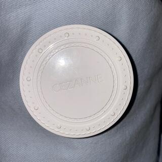 CEZANNE(セザンヌ化粧品) - セザンヌ UVクリアフェイスパウダー P1 ラベンダー(パール入り)