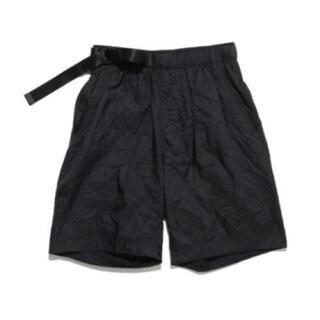 ナイキ(NIKE)のNIKE ナイキ   テック パック ショートパンツ ブラック 黒 S(ショートパンツ)