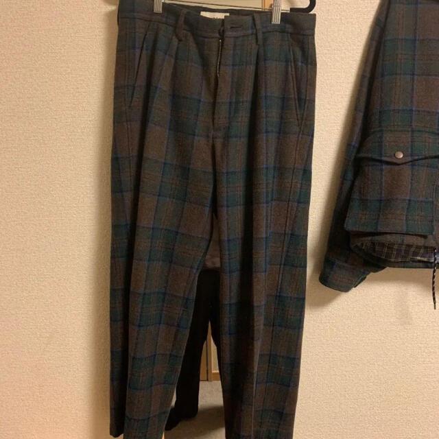 Jieda(ジエダ)のjieda 19aw セットアップ メンズのスーツ(セットアップ)の商品写真