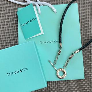 Tiffany & Co. - Tiffany&Co.  ティファニー トグル レザーチョーカー