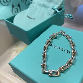 Tiffany & Co. - ティファニー ハードウェア ミディアムリンクブレスレット