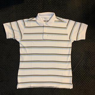ユニクロ(UNIQLO)のユニクロ メンズ半袖ポロシャツ Lサイズ(ポロシャツ)