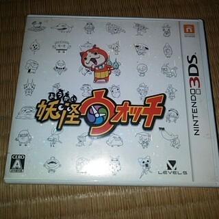ニンテンドー3DS(ニンテンドー3DS)の妖怪ウォッチ 3DS(携帯用ゲームソフト)